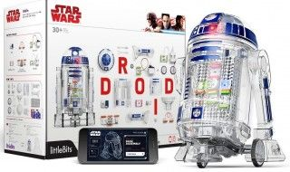 Star Wars : un kit pour assembler un R2-D2 disponible sur Amazon