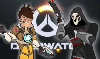 UnderWatched : une websérie d'animation comique sur Overwatch