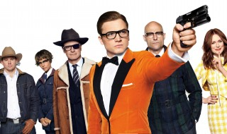 Critique : Kingsman : Le Cercle d'or