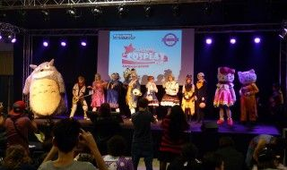 Paris manga national cosplay cup 2017