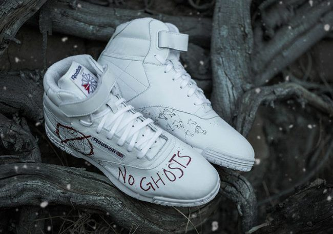 Stranger Things : Reebok lance des sneakers Ghostbusters