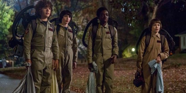 Stranger Things : Reebok lance des sneakers Ghostbusters #2