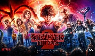 Stranger Things : on a vu la Saison 2 en Ultra HD sur une Smart TV Qled