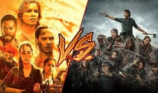 The Walking Dead : le cross-over avec Fear The Walking Dead officialisé