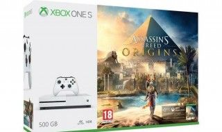 Cyber Monday : Microsoft Xbox One S 500 Go + Game Pass 3 mois + Live Gold 3 Mois à 179€ (-40%)