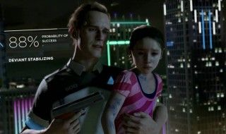 Paris Games Week : la démo de Detroit Become Human qu'il ne fallait pas louper