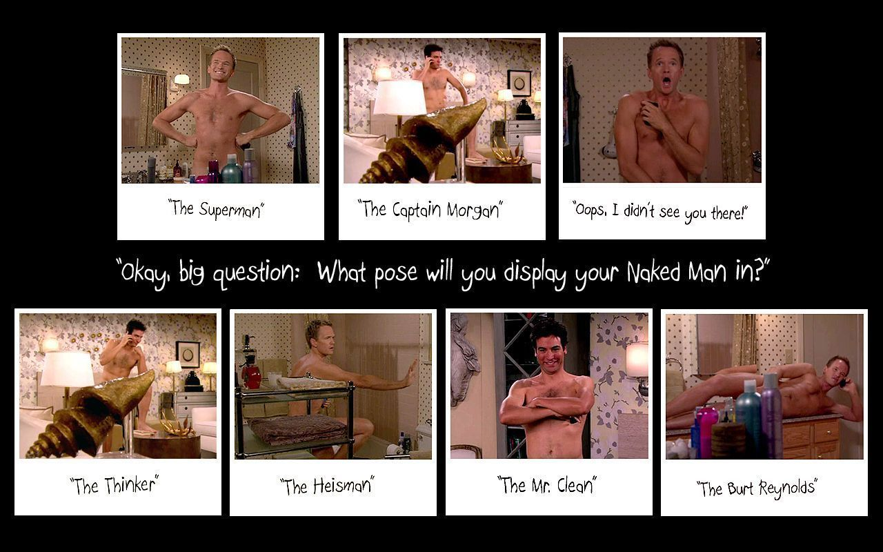 How I Met Your Mother : le Naked Man fait-il l'apologie des agressions sexuelles ? #6