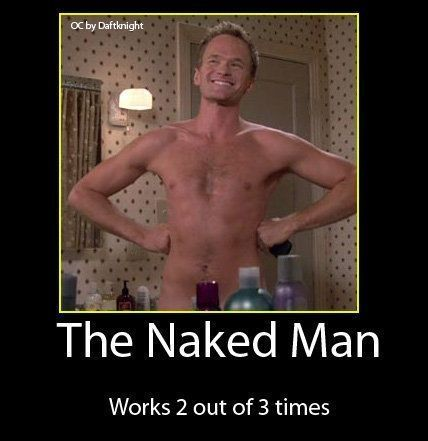 How I Met Your Mother : le Naked Man fait-il l'apologie des agressions sexuelles ? #5