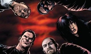 The Boys : la série de comics ultra trash et vulgaire adaptée à la TV