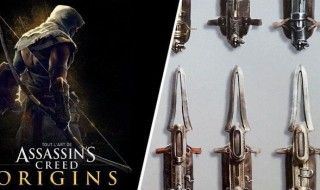Tout l'art de Assasin's Creed Origin's : un superbe artbook de 200 pages sur l'univers graphique du jeu