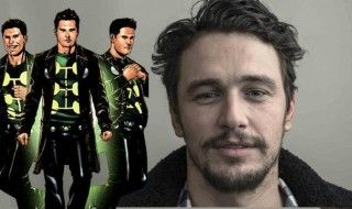 X-Men : James Franco jouera Multiple Man