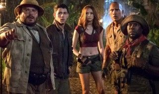Critique Jumanji : une jungle où s'amuser