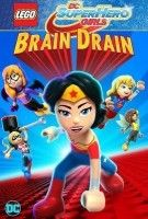 LEGO DC Comics Super Hero Girls : Brain Drain