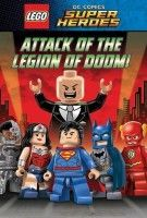 LEGO DC Comics Super Heroes : Justice League - Attack of the Legion of Doom