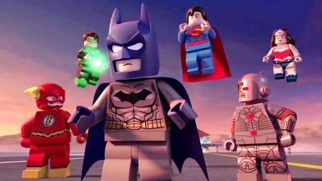 LEGO DC Comics Super Heroes : Justice League - Attack of the Legion of Doom streaming gratuit