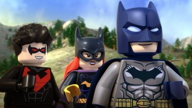 LEGO DC Comics Super Heroes : Justice League - Gotham City Breakout streaming gratuit