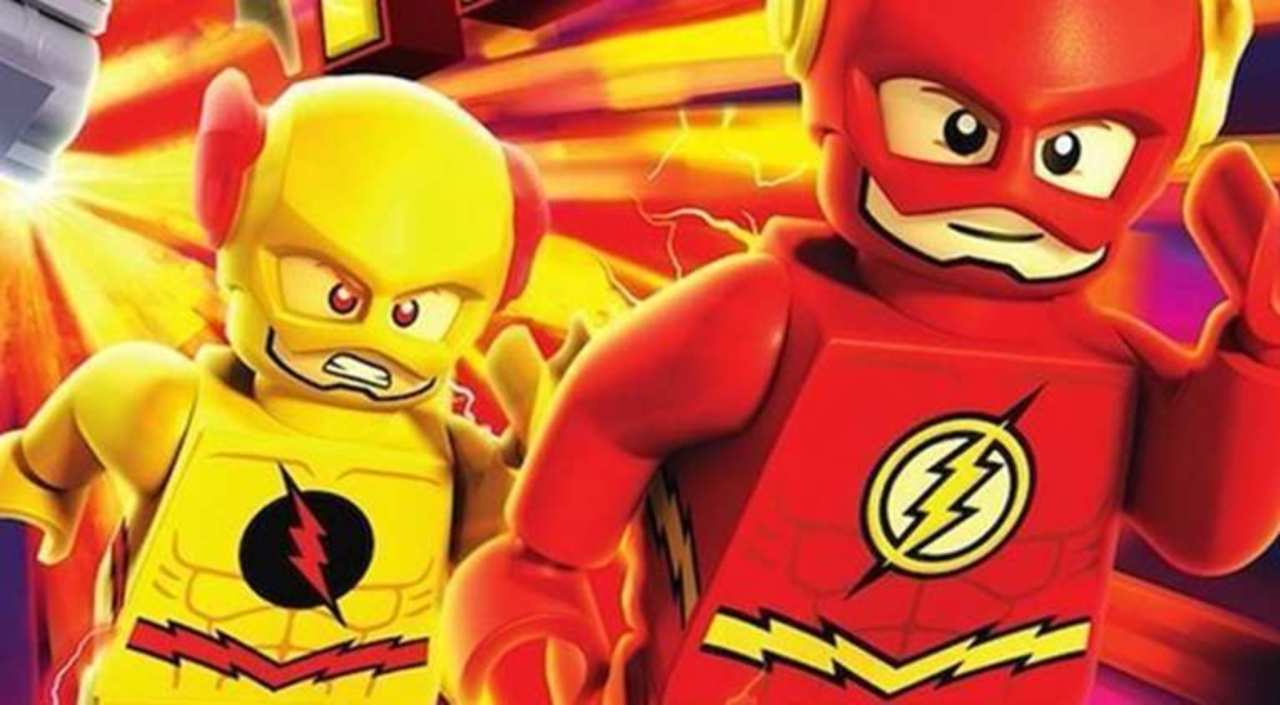Photo LEGO DC Super Heroes : The Flash