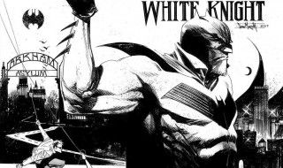 Sean Murphy réinvente Batman avec Batman : White Knight