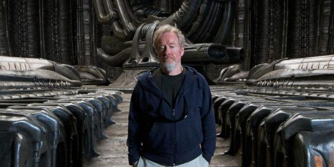 Alien : Ridley Scott réinventera sa saga pour concurrencer Star Wars