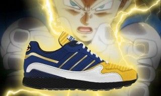 Dragon Ball Z : Adidas dévoile le reste de sa collection