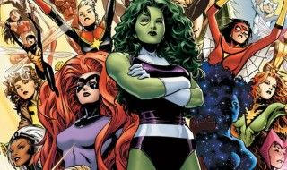 Marvel: le Girls Power est en route
