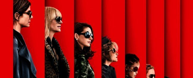 Ocean's 8 streaming gratuit