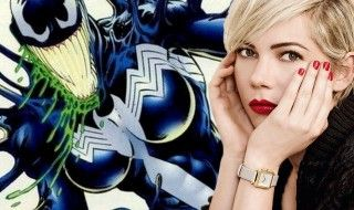 Venom : Michelle Williams dans la peau du monstre ?