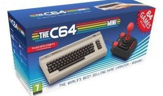 Une version miniature du Commodore 64 sera disponible le 29 mars prochain