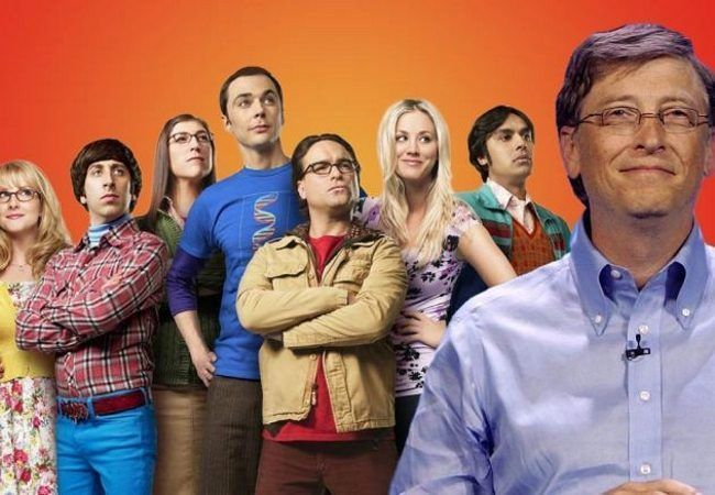 Bill Gates va jouer dans The Big Bang Theory #2