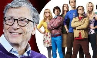 Bill Gates va jouer dans The Big Bang Theory