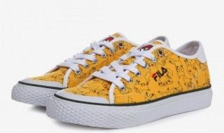 Pokemon : Fila imagine des baskets aux couleurs des Pokémon