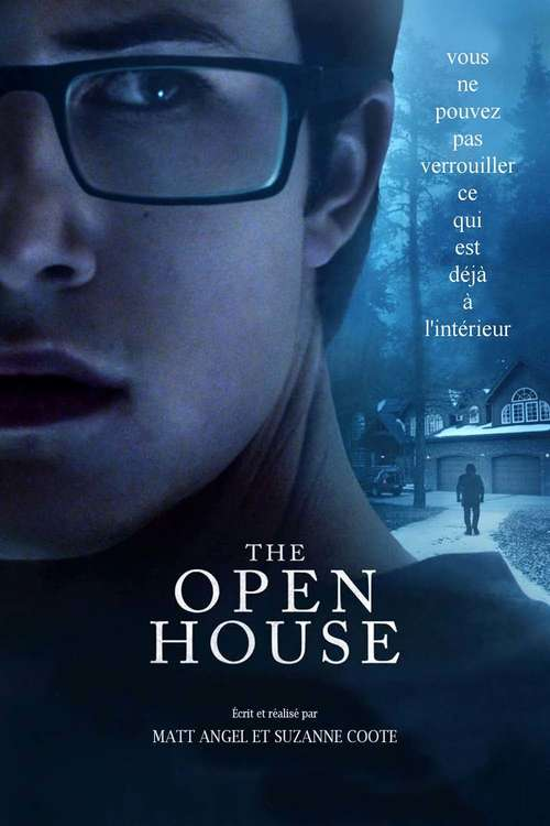 Affiche The Open House