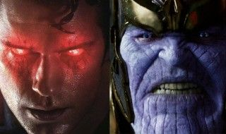 Avengers Infinity War : non Superman ne survivra pas à Thanos