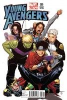 Affiche Young Avengers