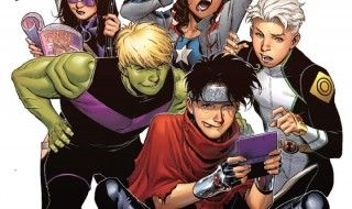 Encyclopedie MARVEL : qui sont les Young Avengers ?
