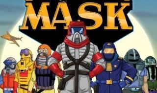 La série animée MASK va devenir un film