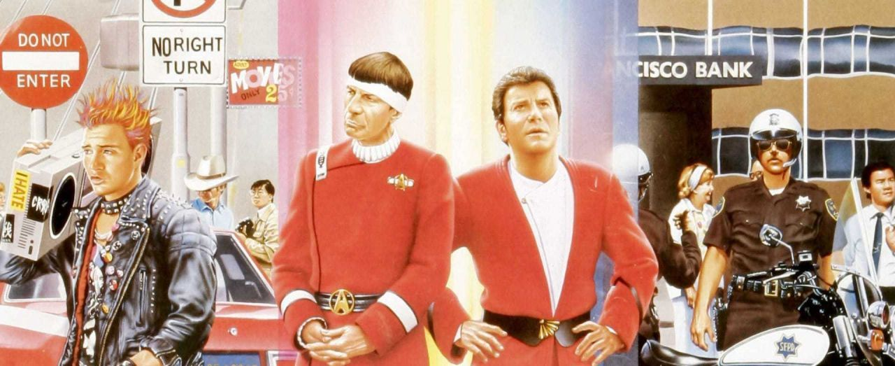 Photo Star Trek IV : Retour sur Terre