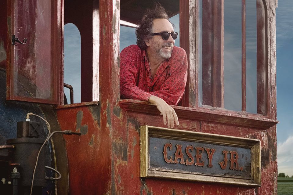 Dumbo : les 1ères images du film live action de Tim Burton #4