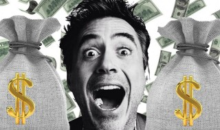 Spider-Man Homecoming : Robert Downey Jr a gagné 10 millions de dollars pour 15 minutes à l'écran