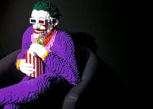 The Art of the Brick : les Super-Héros DC débarquent à Paris en version LEGO #5
