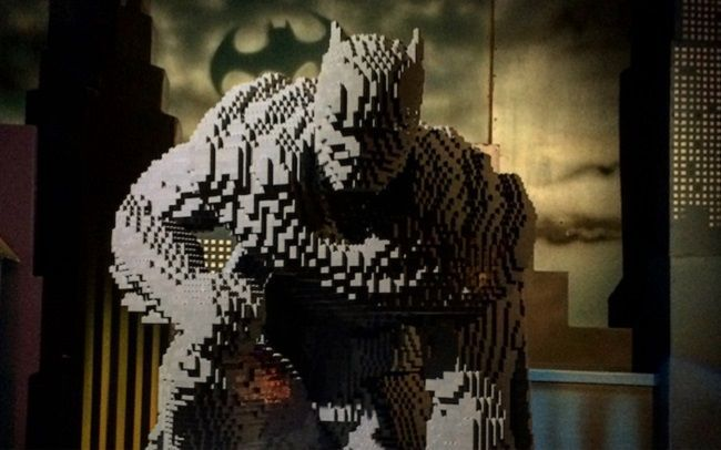 The Art of the Brick : les Super-Héros DC débarquent à Paris en version LEGO #4