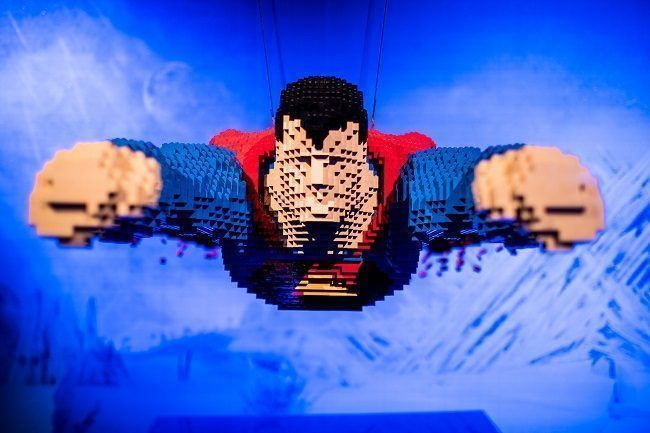 The Art of the Brick : les Super-Héros DC débarquent à Paris en version LEGO #6