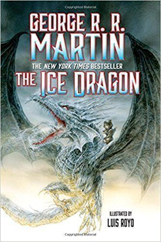 Affiche The Ice Dragon