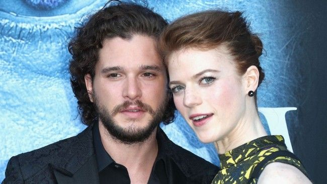 Game Of Thrones : Jon Snow et Ygritte se marient aujourd'hui #3