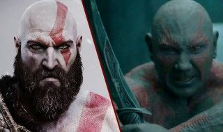 God of War : bientôt un film R-rated avec Dave Bautista en Kratos ?