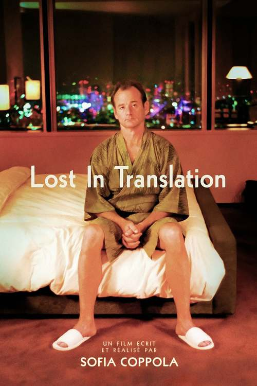 Affiche Lost in Translation