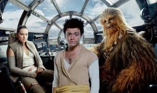 Star Wars : quand Kev Adams tente le casting