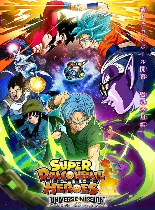 Super Dragon Ball Heroes : un premier Trailer explosif #3