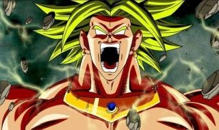 Dragon Ball Super : Broly est de retour