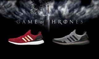 Game Of Thrones : Adidas lance des sneakers à l'effigie de la série